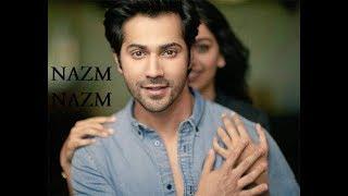 Nazm Nazm First Look | October | Varun Dhawan | Banita Sandhu | April 13th  - Music Station