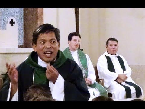 Fr. Fernando Suarez & Fr. Jeff Shannon - Holy Trinity, El Cajon, CA - www.thetentofmeeting.net