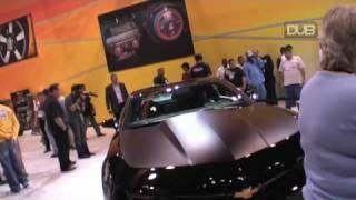 SEMA 2008: 2010 Chevrolet Camaro