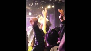 OZROSAURUS AREA AREA DJPMX 結成前 LIVE 山嵐 2014 12.