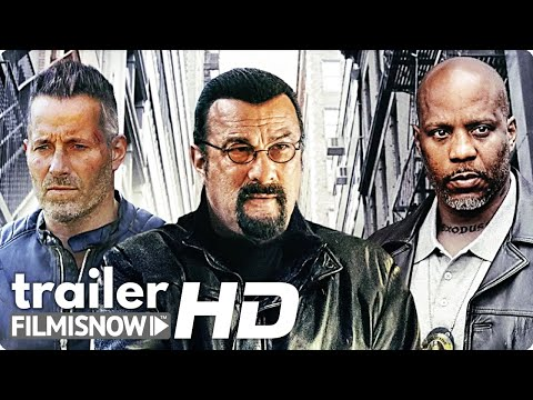 BEYOND THE LAW (2019) Trailer | Steven Seagal & DMX Action Movie
