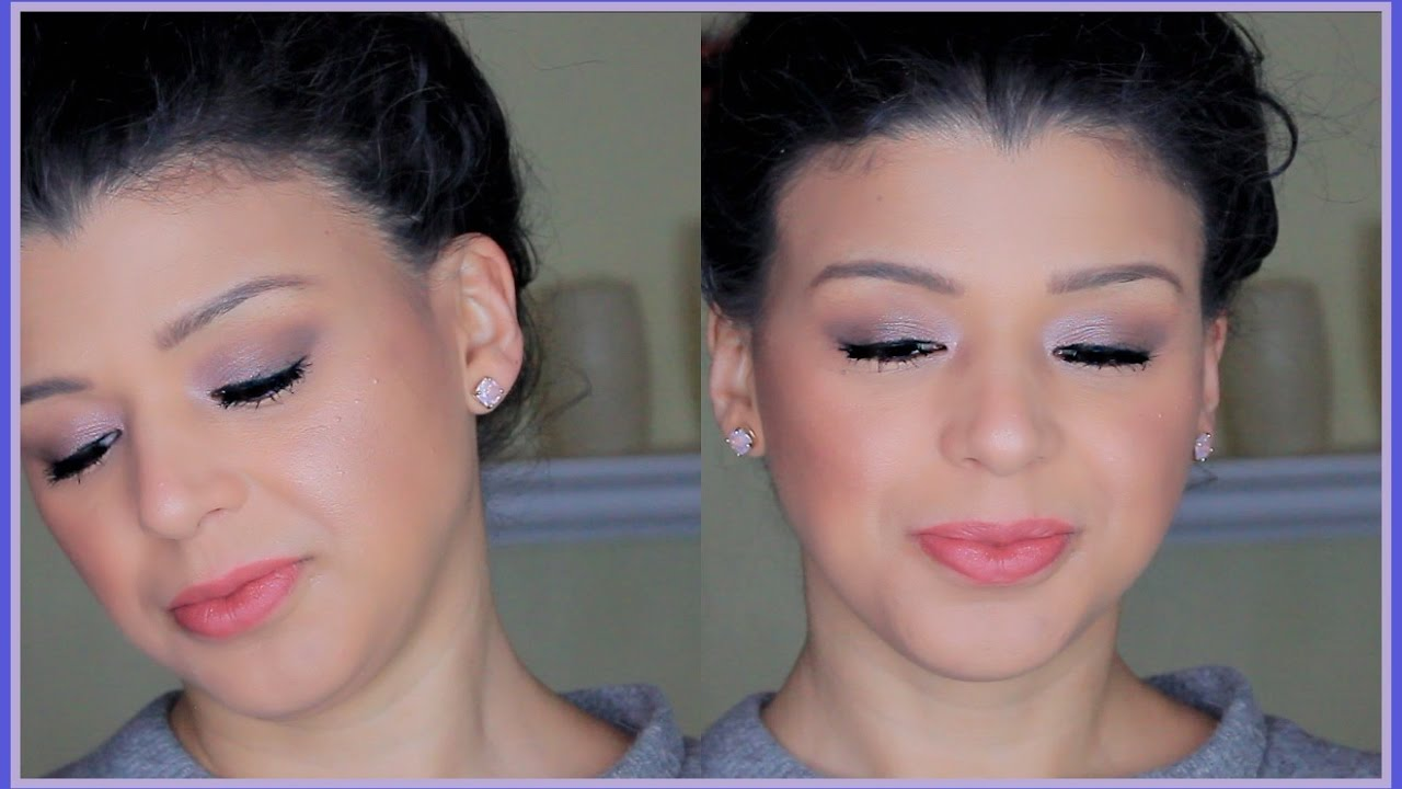 maquillaje paso a paso para el da sin pestaas postizas look too faced chocolate bar