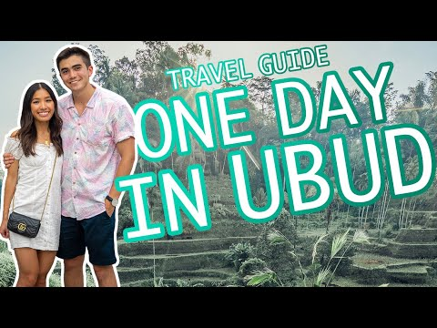 7 BEST THINGS TO DO IN UBUD: Guide to Spending One Day in Ubud