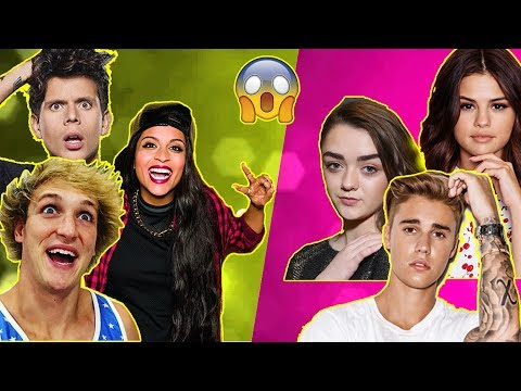 5 Youtubers & Celebs Who are Actually Best Friends ( Lilly Singh, Logan Paul.. more)