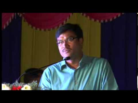 Vijaya Engineering College Annual Day-2013 Celebrations (Khammam SP: Sri AV Ranganath Speech)