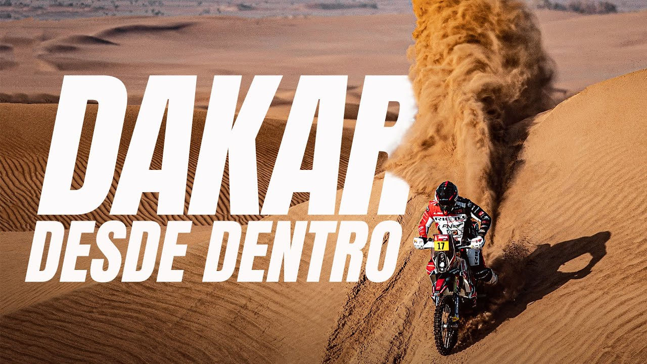 EL DAKAR desde DENTRO: DOCUMENTAL (Ep 10)