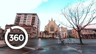 Witness the Dawn of a New Day | Auckland, New Zealand 360 VR Video | Discovery TRVLR thumbnail