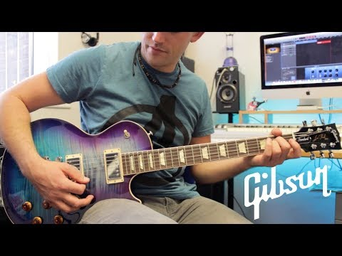 Gibson Les Paul Standard 2019 Blueberry Burst | Review/Demo!