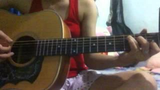 Dấu Chôn Tình Buồn Guitar cover