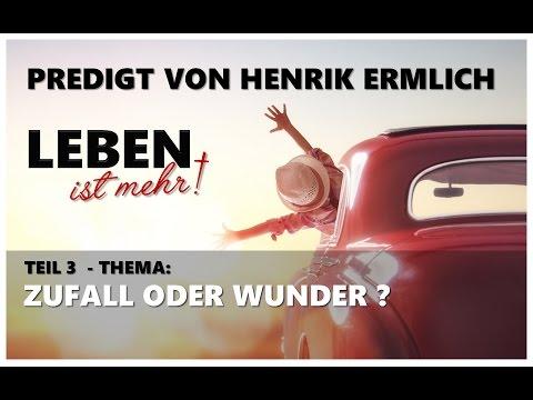 Zufall oder Wunder - Henrik Ermlich