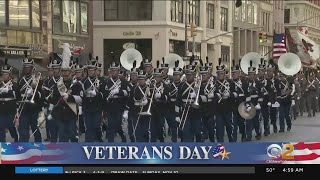 100th Annual NYC Veterans Day Parade
