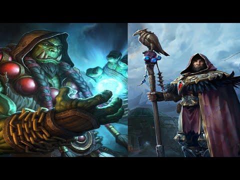 фильм WarCraft 2-е Вторжение легиона (Исход Орды) из книг WarCraft