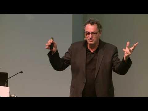 Futurist Keynote Speaker Gerd Leonhard Keynote ACEPI 2016 Lisbon: future of humanity and business