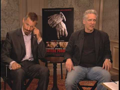 "CalTV Features: ""Eastern Promises"" With Viggo Mortensen & David Cronenberg"