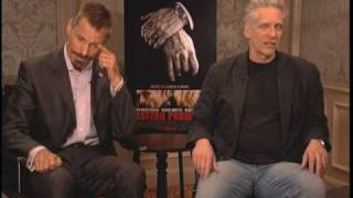 "CalTV Features: ""Eastern Promises"" with Viggo Mortensen & David Cronenberg"