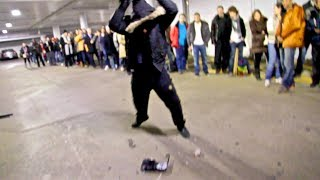 Download Insane man smashes PS4 at launch