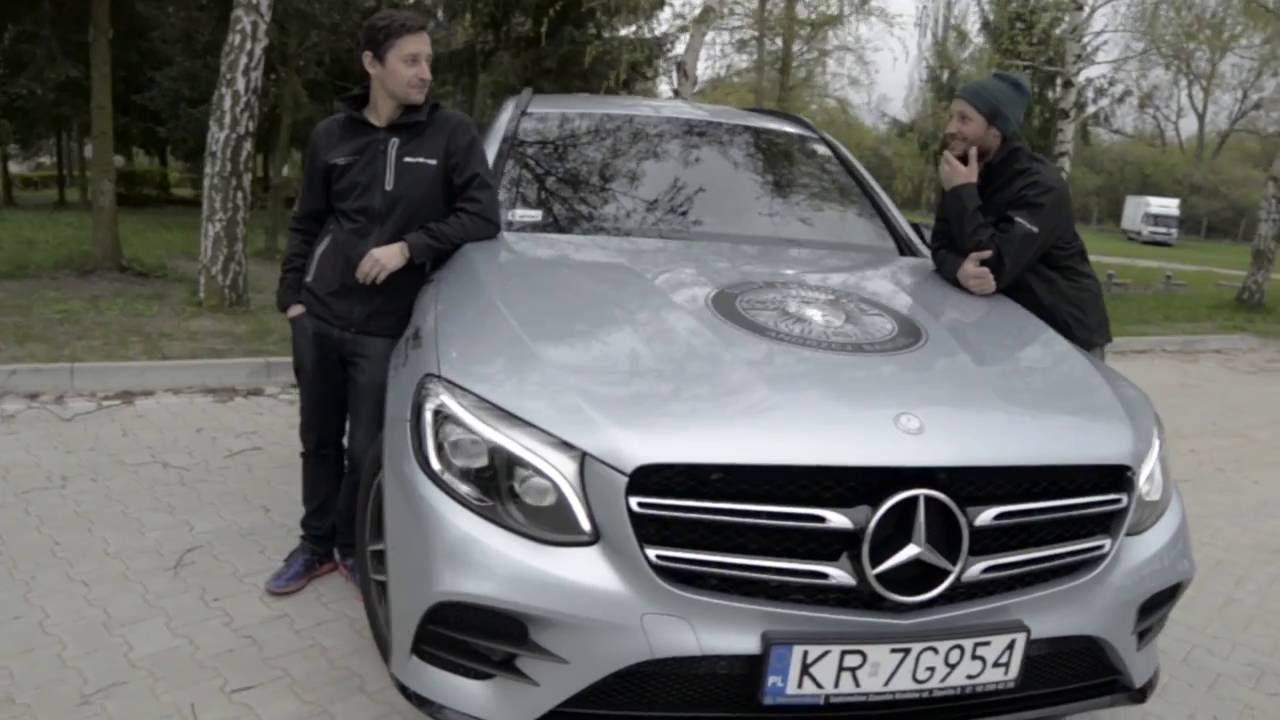 Ogromny Sportowa limuzyna, czy komfortowy SUV? (Mercedes-AMG C 450 vs JU13