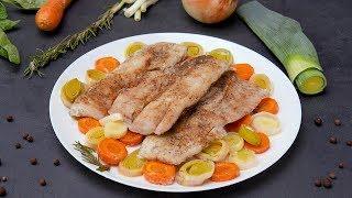 Рыба, запеченная с розмарином - Рецепты от Со Вкусом