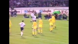 VM-KVALET 1990 - del 1 av 6 - england - sverige 0-0