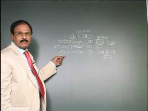 Phonetics theory and introduction of 44 sounds with Hindi explanations.
