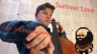 Summer Love Lisa The Painful Cello Bass Cover