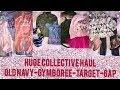 Spring Baby girl haul -🌼🍉Target- Gymboree- Old Navy- Gap🌺