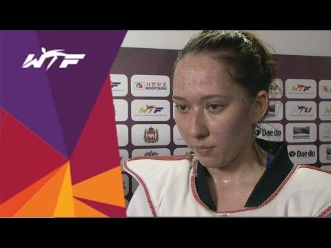 3rd | Olga IVANOVA (RUS / Female +73kg)