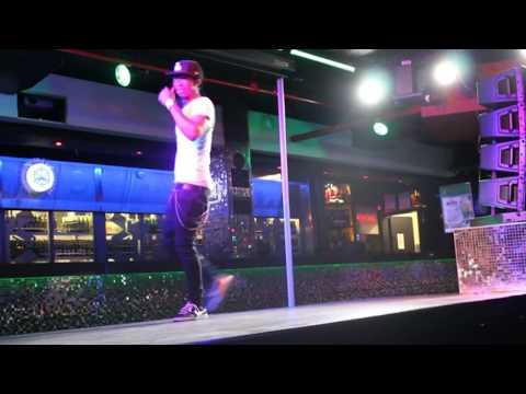 L50ty  Salute To My Hood prod by G-raman beats Live Performance (Hip Hop Beats SA Compeititon Event)