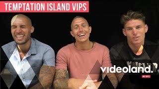 Temptation Island VIPS-verleiders: 'Ik ben ontmaagd bij de motorcross'