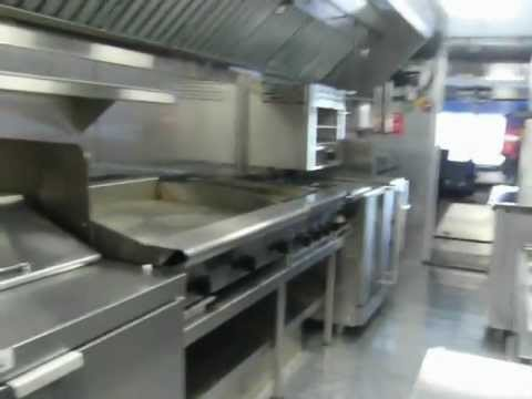 Inside The Kitchen Of MarksGrill FoodTruck