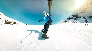 Video INSANE 50MPH SNOWBOARDING! BEST DAY YET 😃 download MP3, 3GP, MP4, WEBM, AVI, FLV Agustus 2018