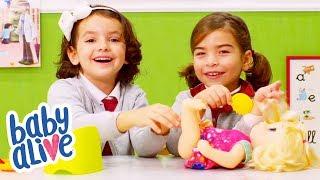 Baby Alive España - ¿Hay juguetes sólo para niñas y juguetes sólo para niños?