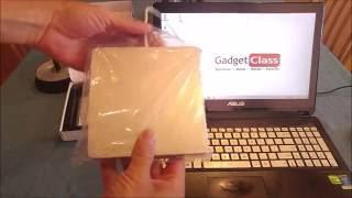 Video (:Review:) Ultra Slim External DVD Drive ~ USB 3.0 Slot Loading Burner by DoHonest ~ DVDR/W download MP3, 3GP, MP4, WEBM, AVI, FLV Juni 2018