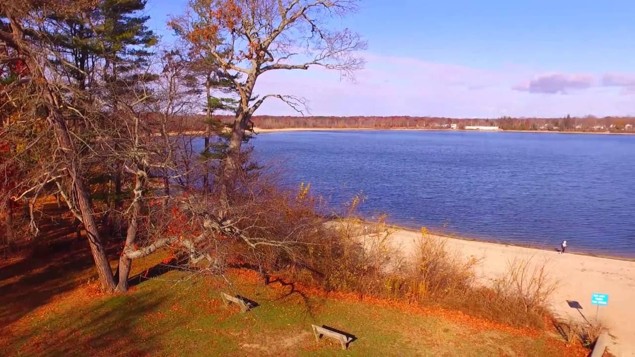 drone footage lake ronkonkoma | ronkonkoma, ny | dji phantom 3