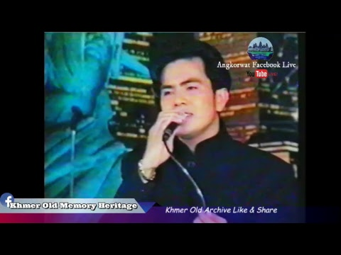 Khmer old concert TV tv3  -The world of music VOL 41 -Old Khmer video - VHS Khmer old-