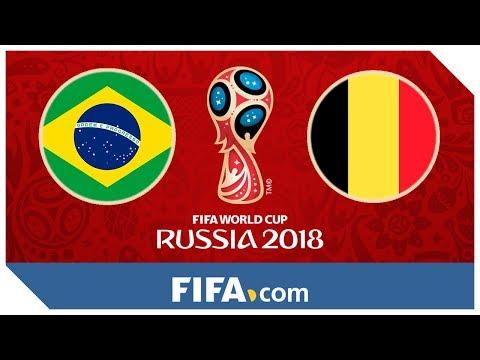 BRAZÍLIA vs BELGIUM ⚽ FIFA 2018 Labdarúgó VB #6
