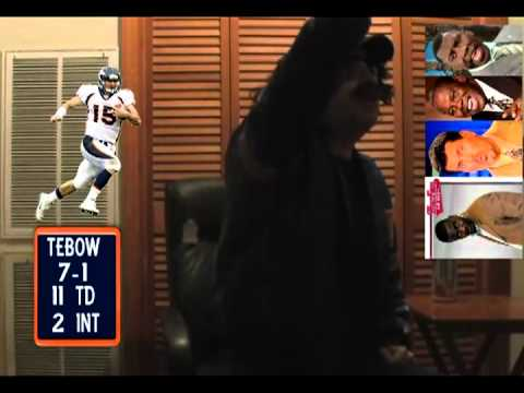 Tim Tebow Denver Broncos 2011 NFL Season Highlights Pt. 2