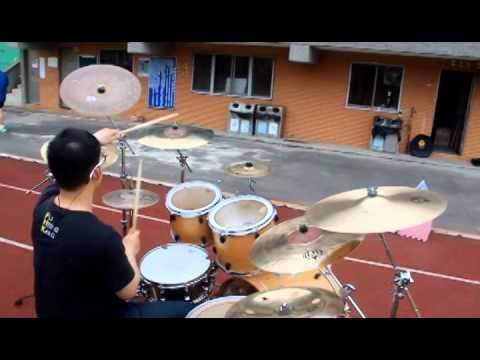 "B`z-Ocean drum cover"" Outdoor Series""(Travis Liang)"