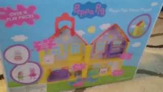 Peppa Pig's House Playset