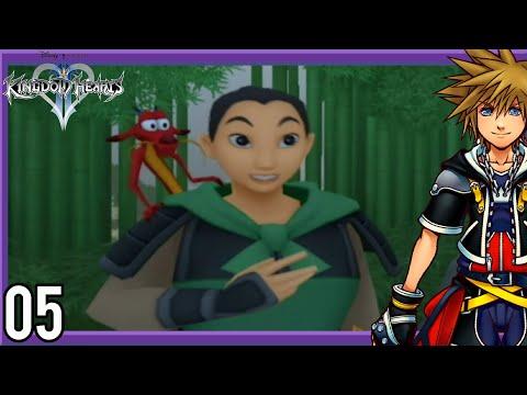 [Kingdom Hearts II Abrégé] Épisode 05 poster