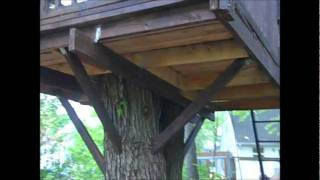 How To Build A Treehouse Episode 34