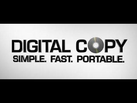 "Digital Copy ""How To"" - YouTub..."