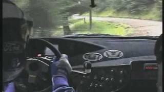 Colin McRae Pedal Cam