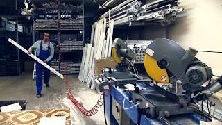 Изготовление пластиковых окон в компании