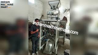 Coller type cup filler machine for detergent powder - Indian Machine Mart