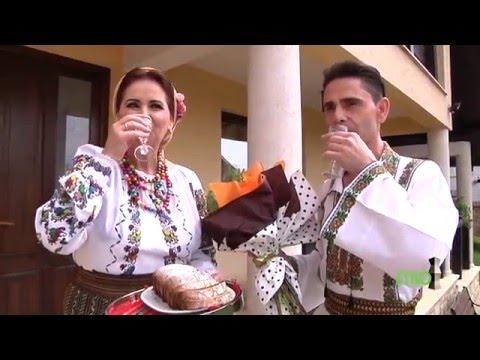 Margareta Clipa la emisiunea Destine Celebre cu Aurelian Preda ETNO TV 2016