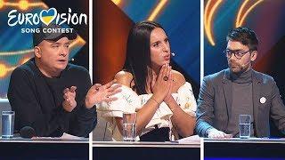 Не вошло в эфир: мнение жюри о втором полуфинале Н...