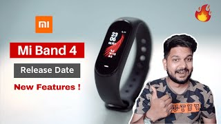 Mi Band 4 Price in India, Release date - Better than Mi band 3? 🔥🔥🔥