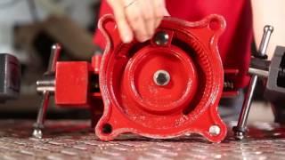Сравнительный обзор 3х слесарных тисков WILTON: Практика, Мастерская и Механик