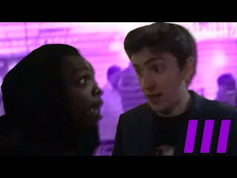 JONATHON HILLS MEETS ICE POSEIDON IN INDIANAPOLIS (Part III) [Jonathon Converts The Homeless]